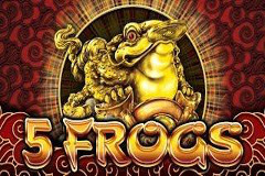 5 Frogs