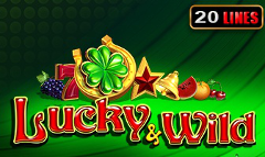 Lucky & Wild Pokie