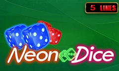 Neon Dice Pokie