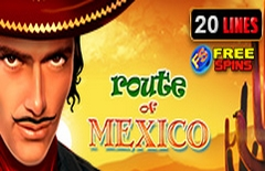 Route of Mexico Pokie