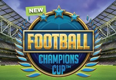 Football: Champions Cup Pokie