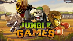 Jungle Games Pokie
