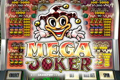 Mega Joker Pokie