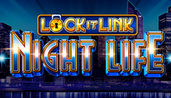 Lock It Link Night Life Pokie